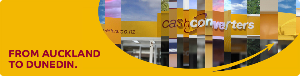 Find your nearest new-look Cash Converters. There's 28 throughout the country